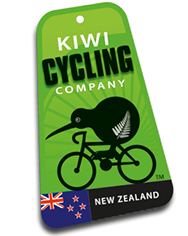 Kiwi Cycling Company New Zealand souvenir cycle jerseys.